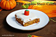 It's pumpkin season, and I have 19 pumpkin recipes on my blog, from muffins to enchiladas.  So yummy, just click this link and you will see all the recipes.