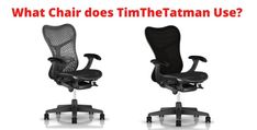 #timthetatman #gamingchair #chairs #youtubers #youtube #youtuber #streamer #gameplay #hermanmiller #hermanmillermirra Office Gaming Chair, Good Posture, Hard Floor, Back Seat, Cool Chairs, Reduce Stress, Herman Miller, Nice Body, Youtubers