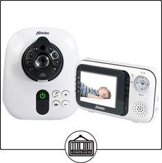 """Alecto-DVM de 80-Vigilabebés con cámara 2,8""""  ✿ Vigilabebés - Seguridad ✿ ▬► Ver oferta: http://comprar.io/goto/B06WVC3G3G"""
