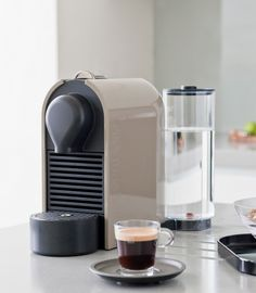 Krups #Nespresso 'U' coffee machine - perfect for a caffeine boost www.go-electrical.co.uk