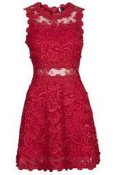 Lace Flippy Dress