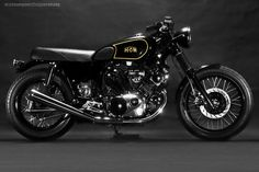 I never knew a Virago could look good >> Vincent inspred Virago