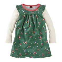 Mädchen Double Decker Dress