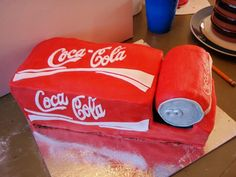 I want this Coca Cola cake for my next birthday