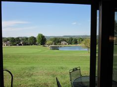 Poplar Condo has fabulous golf course view