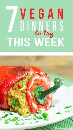 Spice up your vegan meal plan! #vegan #cleaneating #menuplanning