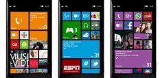 Windows Phone 8 estará disponible en tres resoluciones y arquitecturas: WVGA, la misma que está hoy en equipos con WP 7, y las nuevas WXGA (1280 × 768 píxeles) y 720p (1280 × 720 píxeles).