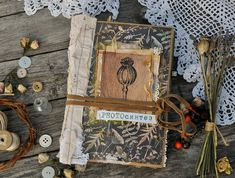 Suit Card, Collage, Journal Covers, Book Covers, Nature Journal, Book Images, Any Book, Bookbinding, Deco