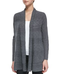 Wren Patterned Knit Sweater by Soft Joie at Neiman Marcus.