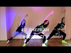 Ed Sheeran - Perfect - Dance Video - Cooldown - Zumba Patrycja Cholewa - Choreography - YouTube Zumba Videos, Dance Videos, Workout Videos, Fun Workouts, Fun Exercises, Dance Workouts, Zumba Routines, Dance Moves, Ed Sheeran