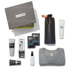 Birchbox Man – Limited Edition Smarter Workout Box This month in honor of achieving the optimal workout experience Birchbox Man has compiled the latest and greatest men's grooming and l… Subscription Boxes For Men, Subscription Gifts, Monthly Subscription, Best Christmas Gifts, Christmas Shopping, Best Gifts, Xmas Gifts, Cool Fathers Day Gifts, Guy Gifts