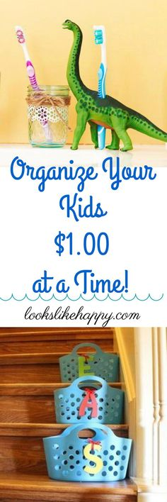 Organize Your Kids $
