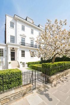 Must visit: the Parent Trap house in London - 23 Egerton Terrace, Kensington, London, England, UK