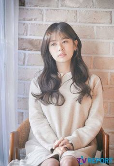 Jung so min Young Actresses, Korean Actresses, Asian Actors, Korean Actors, Actors & Actresses, Jung So Min, Baek Seung Jo, Playful Kiss, Cute Japanese Girl
