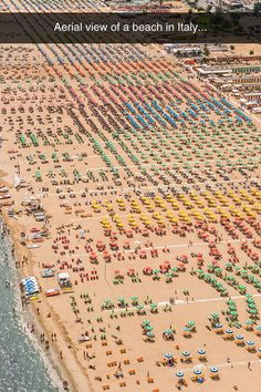 Perfectly Organized Beach // tags: funny pictures - funny photos - funny images - funny pics - funny quotes - #lol #humor #funnypictures