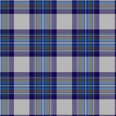 Information from The Scottish Register of Tartans #Dunnett #Blue #Tartan
