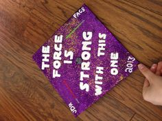 Graduation cap, success! - but my cap is blue - will changed to black