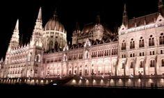 Budapest parlament..