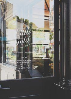 Little Gold | Tara Hurst Design