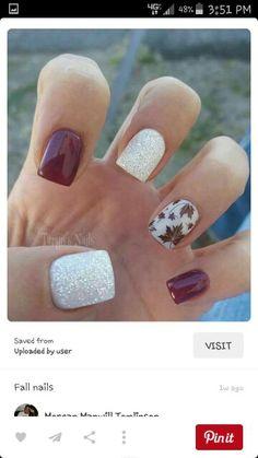 Leaf nail!