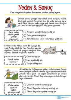 Preschool Printables, Preschool Activities, Picture Composition, Learn Turkish, Turkish Language, English, Child Development, Kids Learning, Kindergarten