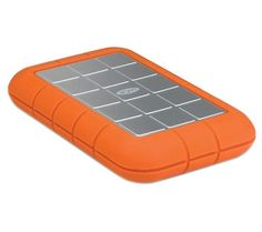 LACIE Rugged Triple external hard drive - 500 GB, orange   USB Type-A Male/Female Extension Lead - 2 metres - MC922AMF-2M | €98.58