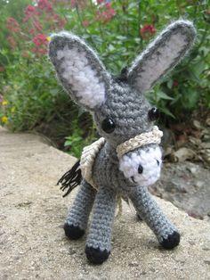 Amigurumi crochet pattern Crochet donkey Crochet by Pletionica