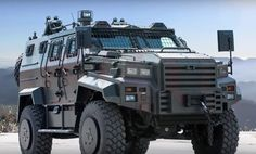 This was stated by Deputy General Director of Nurol Makina ve Sanayi AŞ Anil Karel. It is reported that the new modification tactical armored vehicle Army Vehicles, Armored Vehicles, Hors Route, Armored Truck, Bug Out Vehicle, Military Armor, Futuristic Cars, Custom Trucks, Big Trucks