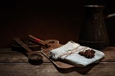 Кофе со специями© Alexx60 #Still #Life #Photography