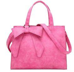 Stylish Bow Shoulder Bag