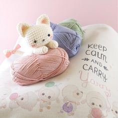 All About Ami - lovely blog filled with amigurumi tips and patterns