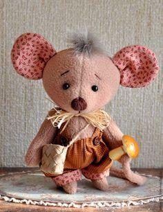 Купить Волшебный мышонок - мышка, мышонок, волшебный мышонок, подарок на любой случай