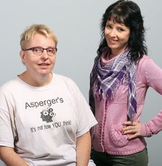 Women with Asperger's Syndrome at peace with being different