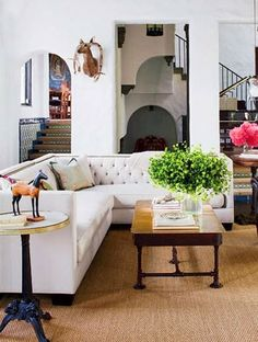 danielle oakey interiors: Finding the right sectional.
