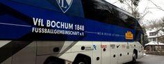Fußballerbesuch im relexa Waldhotel Schatten in Stuttgart. Der VfL Bochum war zu Gast bei uns :-)