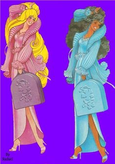 1979 Beauty Secrets Barbie 1290 and Christie 1295 artwork Barbie Paper Dolls, Barbie Toys, Vintage Barbie Dolls, Barbie Stuff, Beautiful Barbie Dolls, Barbie Dream, Barbie Celebrity, 1980s Barbie, America Girl