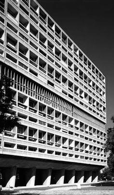 Cité Radieuse / Le Corbusier / Marseille