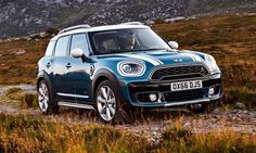 All-New, 2017 MINI Countryman Is Bigger and Tougher, Offers Hybrid http://www.autotribute.com/45327/new-2017-mini-countryman-bigger-tougher-offers-hybrid/ #MINICountryman #MINI #Offroad #SUV #Offroad