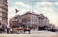 Piccadilly Circus 1886 - London Pavilion.jpg. Click on the picture to ...