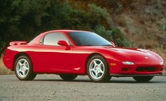1993 Mazda Rx7 R-1 Twin turbo rotary engine.  My first sports car and a car that was WAY before its time and is still a favorite today.