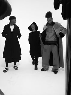 unconventional Spring/Summer 2015 Studio Shoot Backstage Studio Shoot, Spring Summer 2015, Backstage, Editorial, Image, Collection