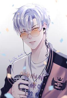 Dark Anime Guys, Cool Anime Guys, Hot Anime Boy, Handsome Anime Guys, Anime Neko, Kawaii Anime, Anime Boys, Anime Villians, Anime Characters