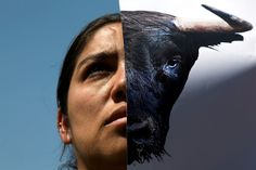 Clarín HD - NO A LAS CORRIDAS DE TOROS. Activistas realizan...