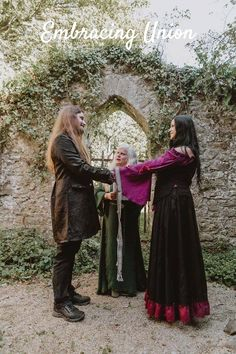 Find out about handfasting from an Irish cord weaver who specialises in bespoke woven cords in the traditional form. Irish Wedding, Boho Wedding, Wedding Ceremony, Destination Wedding, Handfasting Cords, Bridesmaid Dresses, Wedding Dresses, Tie The Knots, Wiccan