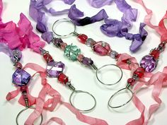 Bubble wand necklace