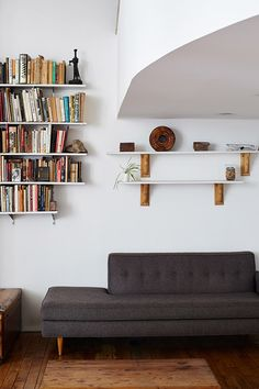 sight unseen feature of designer daniela jacobs' tribeca loft. / sfgirlbybay