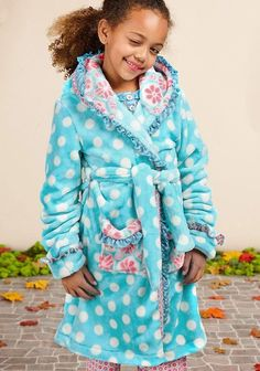 33166e840f177 Sleepwear 99735: Matilda Jane Once Upon A Time*Silver Pieces Robe *Size M
