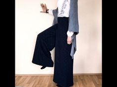 Eşofman Dikimi | Bol Pantolon Dikimi | Kendin Dik - YouTube