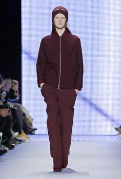 Felipe Oliveira Baptista abrilhantou a Semana de Moda de Nova Iorque com a sua coleção Lacoste para o outono/inverno 2014/15.