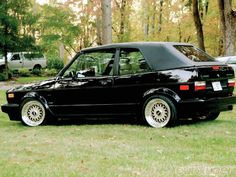 custom vw | 1993 VW Cabriolet Collectors Ed, 1999 Saab 9-3 and More - Readers ...